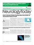 October 7, 2021 Neurology Today