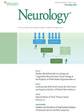 April 27, 2021 Issue of Neurology Journal