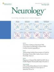 April 12, 2021 Neurology Cover