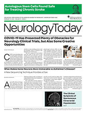 February 18, 2021 Neurology Today