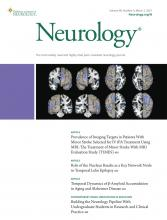 March 2, 2021 Neurology Cover