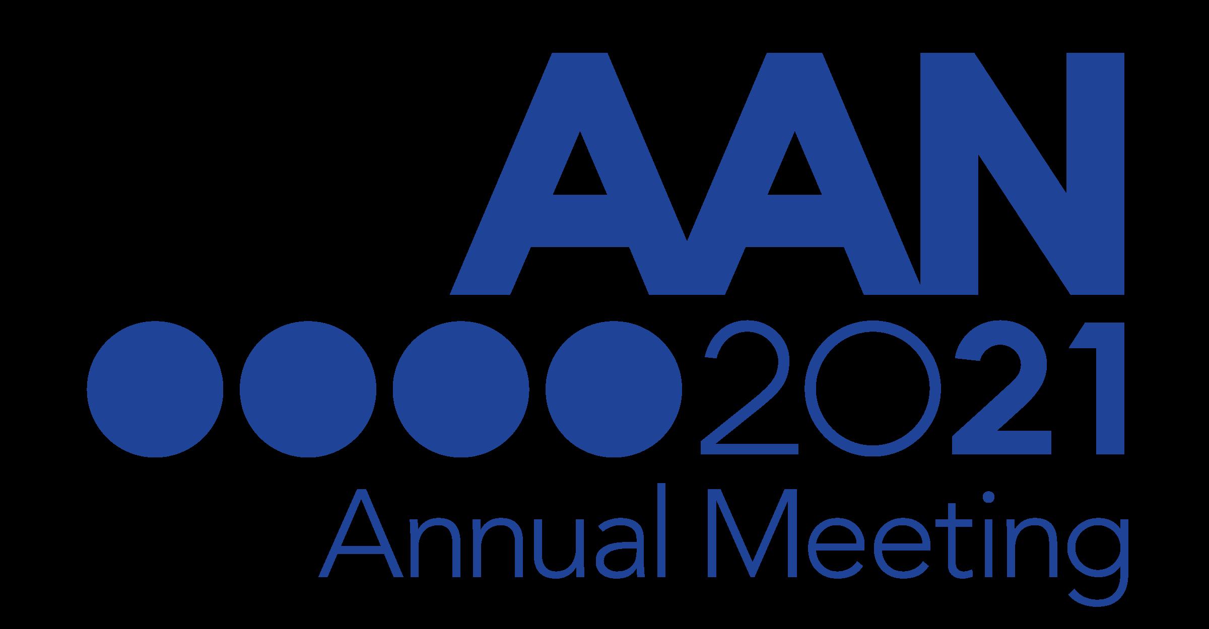 annual meeting world s premier neurology meeting aan american academy of neurology